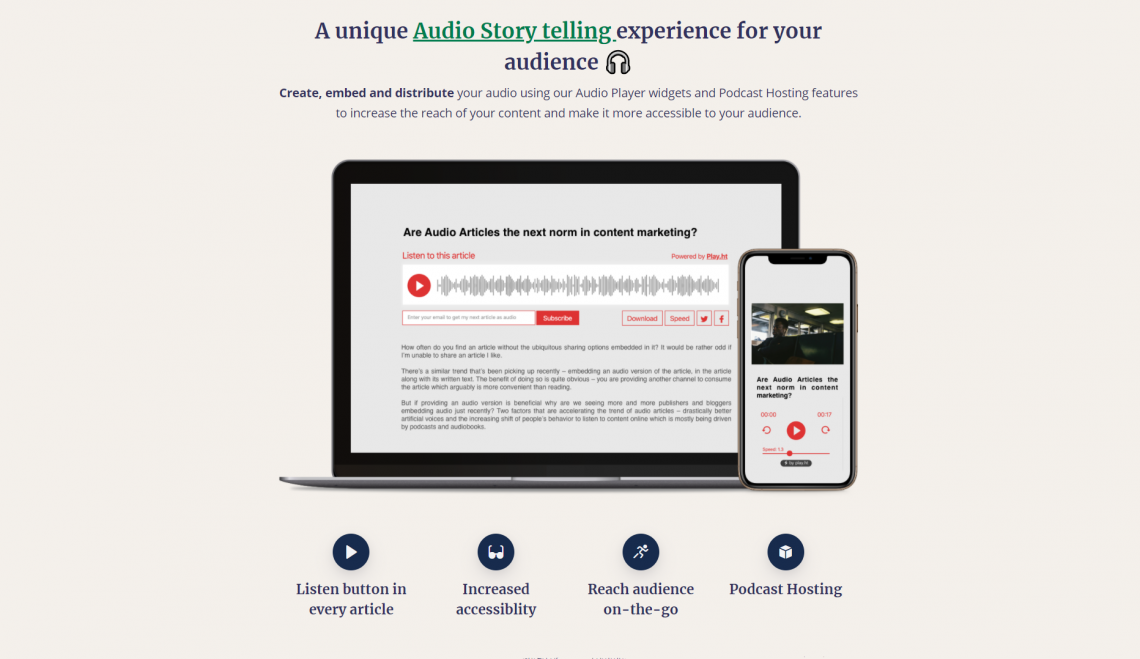 Audio Articles Cover Image